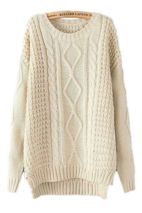 white cable knit sweater womens white cable knit sweater www imgkid the