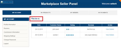 Yankfan718 On Marketplace Sellerratings Marketplace Seller Review Extension Magento Marketplace