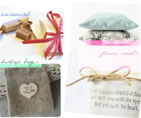Handmade Wedding Souvenirs - weddings the joys and jitters march 2012