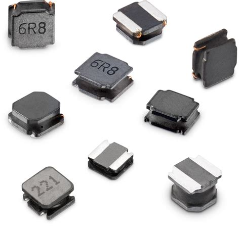 we power inductor we lqs smd power inductor single coil power inductors wurth electronics standard parts