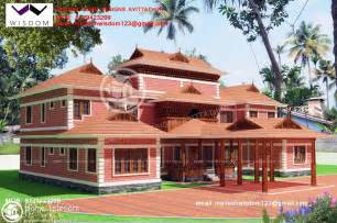 Kerala Home Design Nalukettu by House Plans Kerala Model Nalukettu Home Design And Style