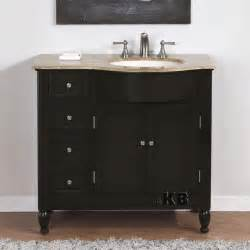Vanity With Sinks Traditional 38 Single Bathroom Vanities Vanity Sink