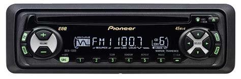 Facade Autoradio Pioneer Deh 1300 Rech Photo Achats