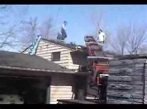 load shingles to roof how to load shingles on your roof part 1