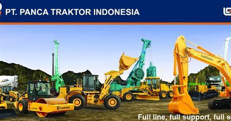 lowongan kerja pt panca traktor indonesia september 2013 sma