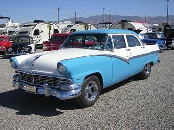 Ford 1956 Hotrod Machines Skala 1 64 find new 1956 ford fairlane in lake havasu city arizona united states