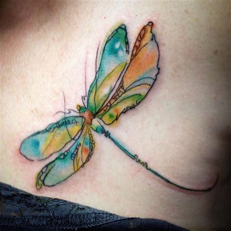 watercolor dragonfly tattoo designs watercolor dragonfly designs ideas and meaning