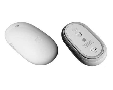 Mouse Bluetooth Apple apple mighty mouse bluetooth 661 3916 661 4407 a1197