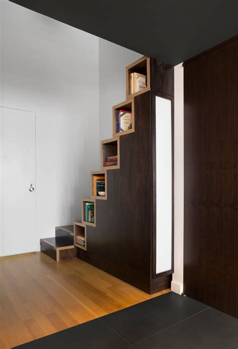 stairs with storage design detail alternating tread staircase with built in