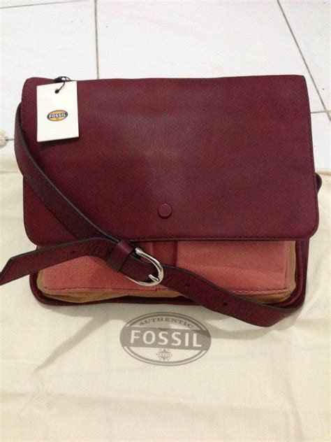 Tas Ransel Fossil Seri 78511 september 2014 menjual branded things brand new or 99 new