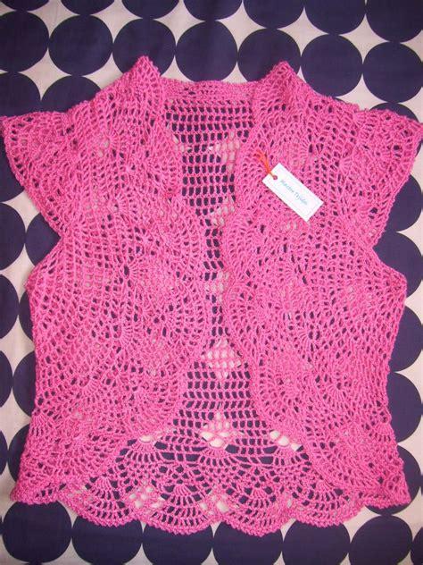 fotos de chalecos tejidos ver chalecos tejidos a crochet imagui