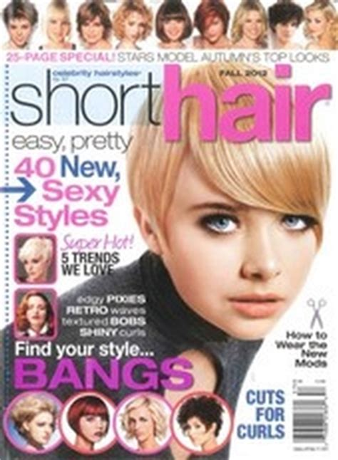 hairstyle magazine photo galleries short hair magazine subscription isubscribe