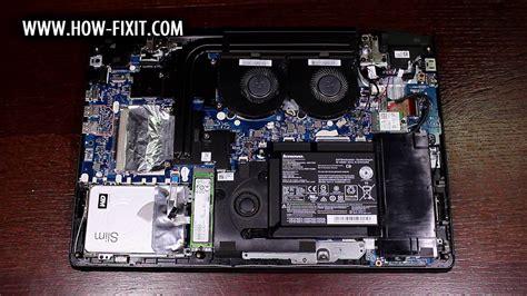 reset bios graphic card lenovo ideapad y700 15isk bios reset reinicio del bios