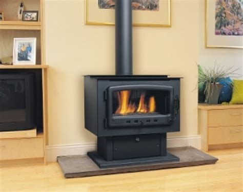Gas Log Heaters Nectre Gas Log Freestanding Gas Log Fires Heatworks