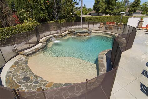 design a pool what s the best pool depth for swim and play pools in