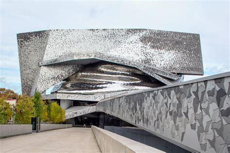 paris pattern works jean nouvel designed philharmonie de paris photographed