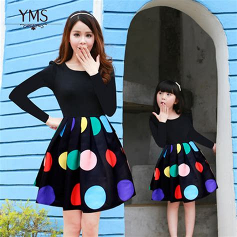 mommy and me outfits matching mother daughter clothing dress for mom and baby girl mother daughter matching