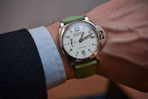 Luminor Panerai For panerai luminor due 3 days automatic acciaio 38mm pam00755