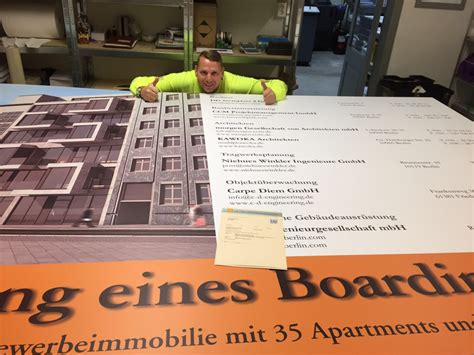 Formular Bauschild Berlin by Bauschild 3 Meter X 2 Meter Page 2 Jwd Berlin