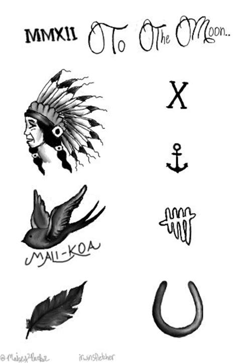 calum hood tattoo best 25 5sos ideas on doodles