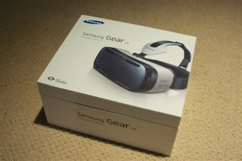 Vr Box Samsung Samsung Gear Vr Impressions Vr Is Finally And