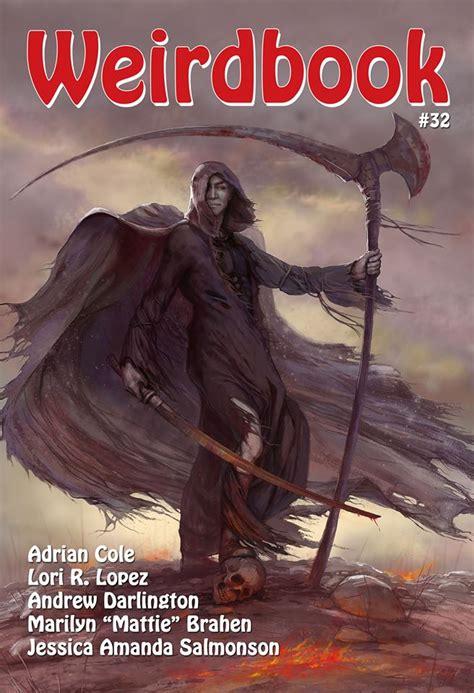 weirdbook 37 books weirdbook issue 32 is now available weirdbook magazine