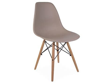 eames chair grau eames plastic side chair dsw chair vitra - Stuhl Grau