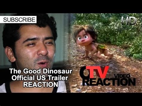 Or Trailer Reaction The Dinosaur Official Us Trailer Reaction