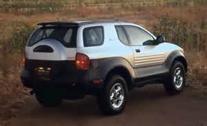 Isuzu Vehi Cross Car And Driver