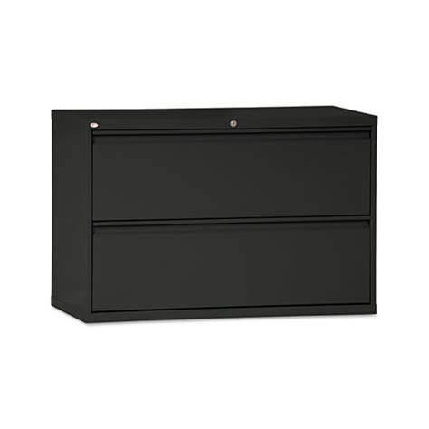 Best Lateral File Cabinet Best Two Drawer Lateral File Cabinet Alelf4229bl