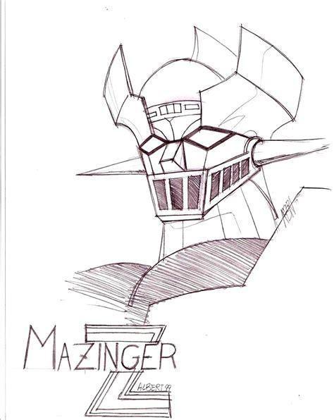 imagenes de mazinger z para dibujar faciles 161 pu 241 os fuera el blog de mazinger z n 186 18 inspiraci 211 n
