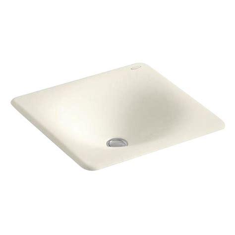 kohler iron tones sink kohler iron tones drop in cast iron bathroom sink in