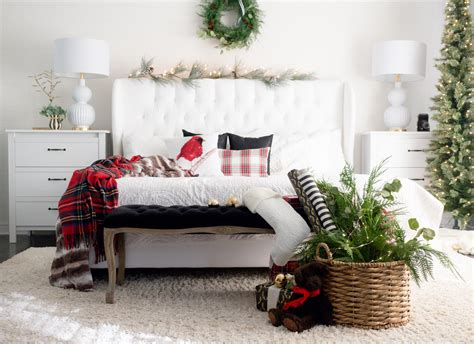 christmas tree in bedroom fantastic bedrooms with christmas tree that will warm your