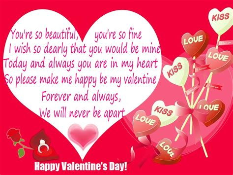 valentines e cards free valentines day greeting cards for him boyfriend pictures