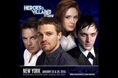 heroes villains fan want to meet your favorite superheroes and villains enter