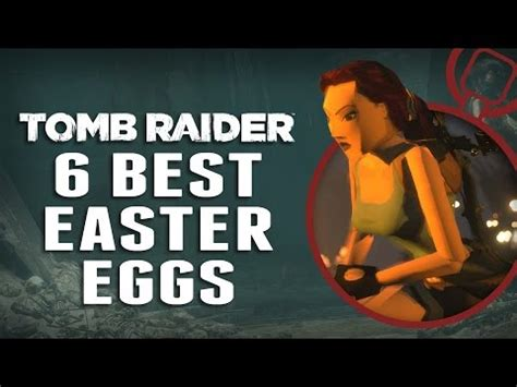 6 things you probably didn t know about tomb raider in 2