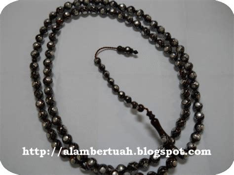 Tasbih Budhist 108 Original Black Coral Sea alam bertuah shop prayer from kokka with