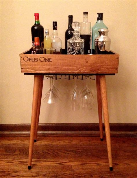 Wine Bar Table Opus Open Bar Wine Box Bar Table