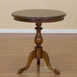 Round Small Table 50 cm   Antique Small Table   Wooden Furniture