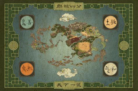 genjis world map yo  freestyletrue  deviantart