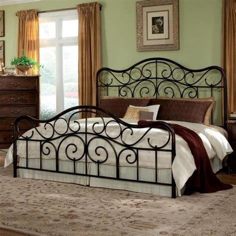 King Size Wrought Iron Headboard by Rustic Metal Headboards Designs Bed Headboard And King