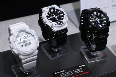 Casio G Shock Gax 100b 1a g shock g lide gax 100 with tide moon thermometer