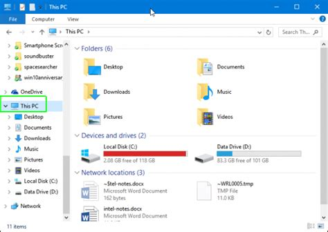 drive c suddenly full hard drive full here s how to save space in windows 10