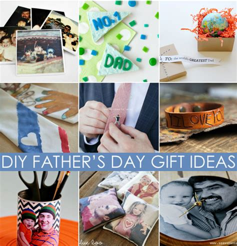 Handmade Fathers Day Gift Ideas - diy s day gift ideas babble