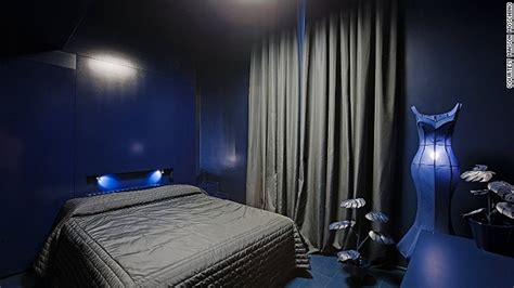 trippy bedroom decor is your hotel chic check the label cnn com