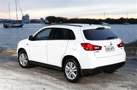 mitsubishi asx 2013 2013 mitsubishi asx specifications pricing revealed