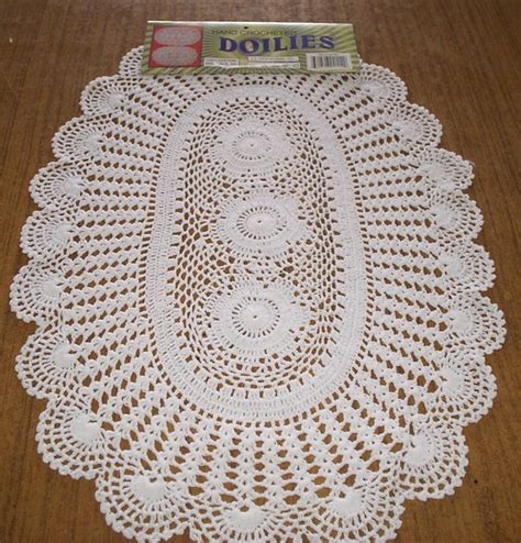 crochet table runner patterns crochet club