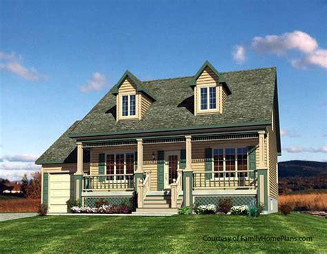 cape cod cottage house plans