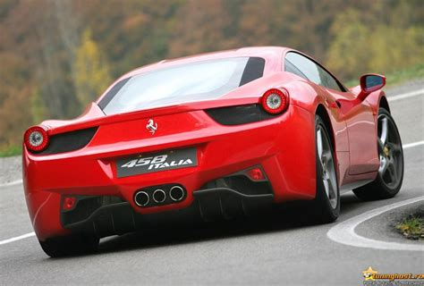 Picture Of 458 Italia Car New 458 Italia