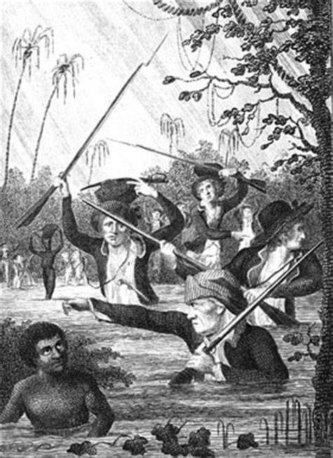Fighting the Maroons of Suriname